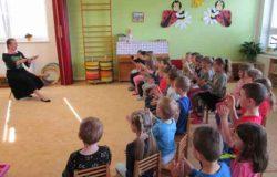 Projektový den u Berušek